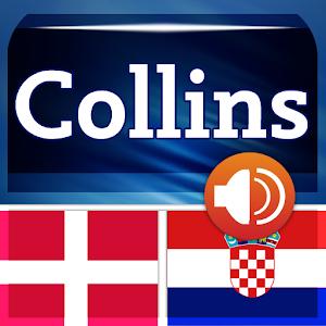 Danish-Croatian Gem Dictionary Icon