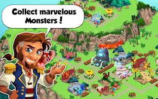 Screenshot of Monster Story by TeamLava™