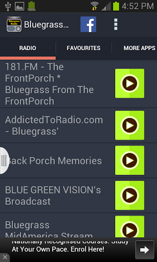 Bluegrass Radio