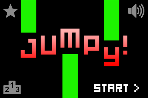 Impossible Jump Game