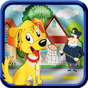 Puppy Rescue - Pet Escape Game icon