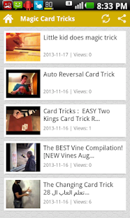 Magic Card Tricks - screenshot thumbnail