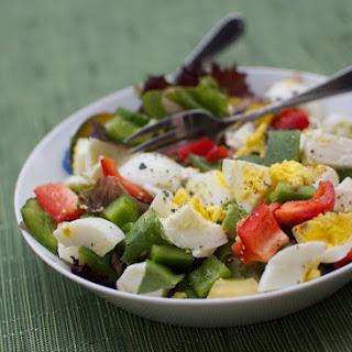 Egg Salad for Breakfast.