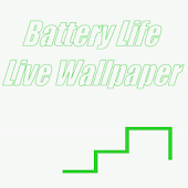 Battery Life Live Wallpaper