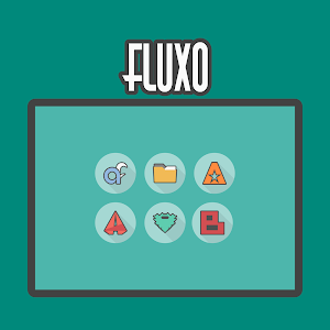 Fluxo - Icon Pack v1.1.4