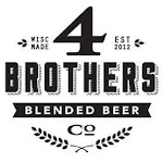 Logo for Four Brothers Beer