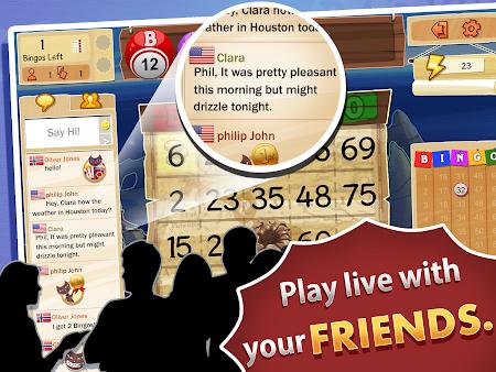 BINGO Club - FREE Online Bingo 2.5.5 screenshot 435785