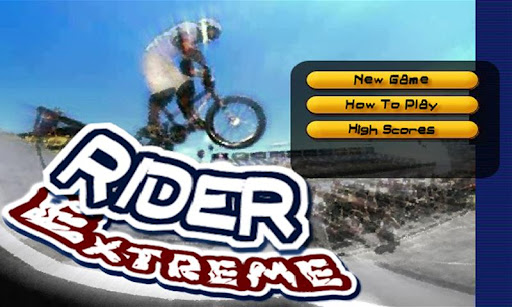 download Android Game BMX Rider Apk