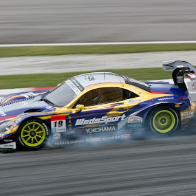 by Chris Chia How - Sports & Fitness Motorsports