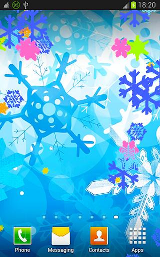 Winter n Snowflake Wallpapers