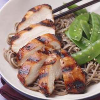 Teriyaki Marinated Chicken