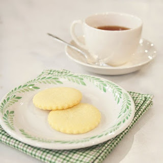 Irish Butter Shortbread Recipe