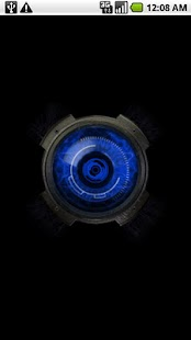 Blue Eye Live Wallpaper - screenshot thumbnail