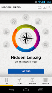 Hidden Leipzig- screenshot thumbnail