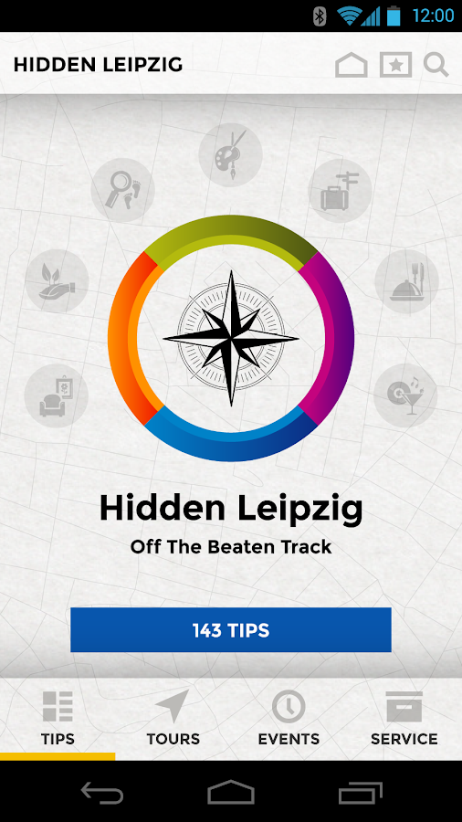 Hidden Leipzig- screenshot