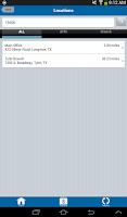 Screenshot of Telco Plus CU Mobile Banking