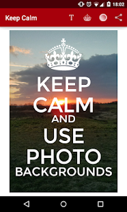 Keep Calm- screenshot thumbnail