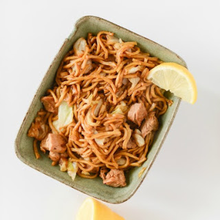 Fabulous Filipino One Pot Noodle Dish