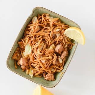 Fabulous Filipino One Pot Noodle Dish.