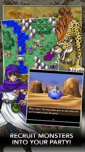 DRAGON QUEST V  screenshots 4