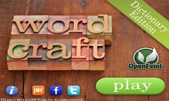 Screenshot of Word Craft DE