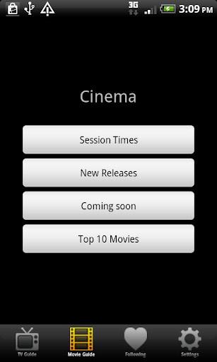 TV & Movie Guide Australia 2.10 screenshots 2