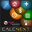 REAL CALCULATOR CALCNEXT logo