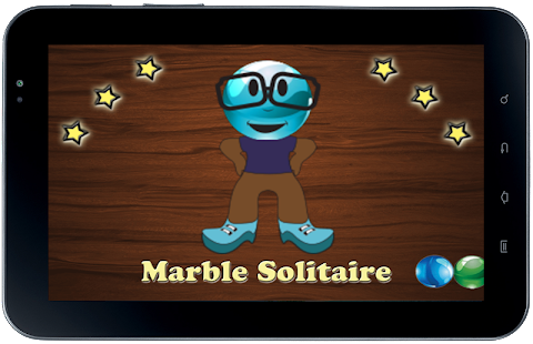 Marble Solitaire- screenshot thumbnail