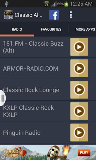 Classic Alternative Radio