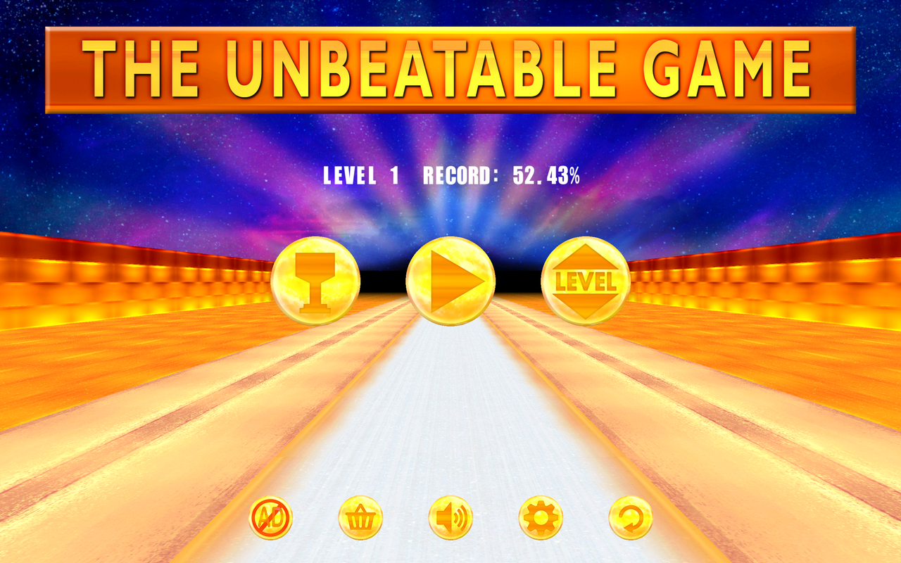 The Unbeatable Game- screenshot