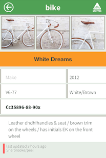 Screenshots for Bike Watch for Android