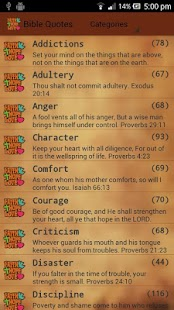 Holy Bible Quotes (Adfree Key) - screenshot thumbnail