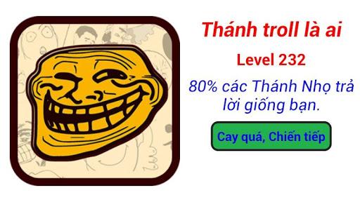 Ai Là Thánh Troll: Có hình