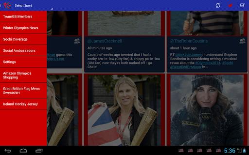 【免費運動App】TeamGB Winter Games Sochi-APP點子