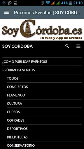 Soy Cu00f3rdoba 1.0 screenshots 6