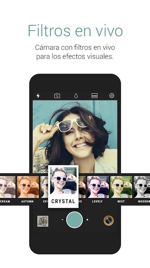 Cymera - Filtros & Editor - screenshot