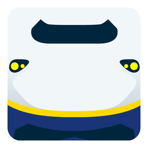 JR東日本新幹線トラベラー『車窓ガイド(上越新幹線編)』 LOGO-APP點子