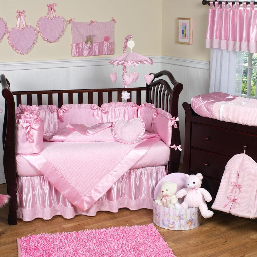 pink and brown baby room ideas - android apps on google play