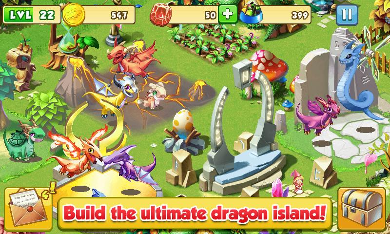 Dragon Mania - screenshot