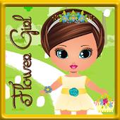 Daisy Doll Flower Girl