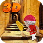 Temple Arabian Nights Run 3D