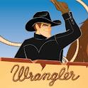 Wrangler Rope Your Rewards logo
