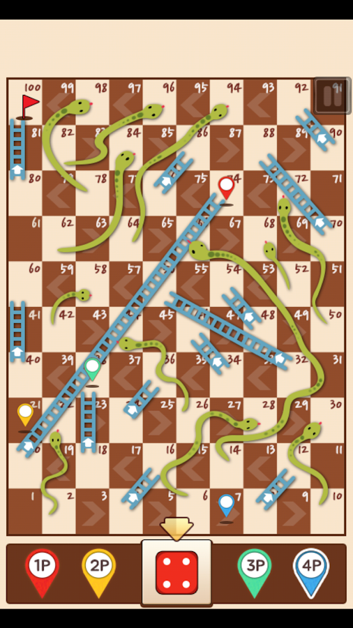 Snakes-Ladders-King 22
