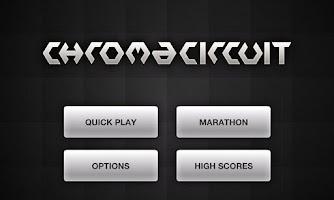 Screenshot of Chroma Circuit