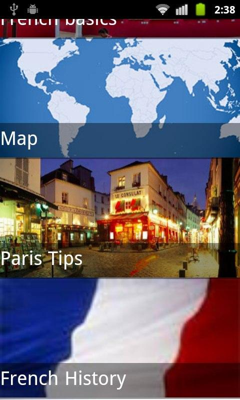 France Travel Guide- screenshot
