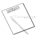 Invisible Pen Memo Note Taking icon