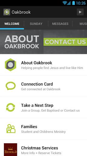 Oakbrook Church