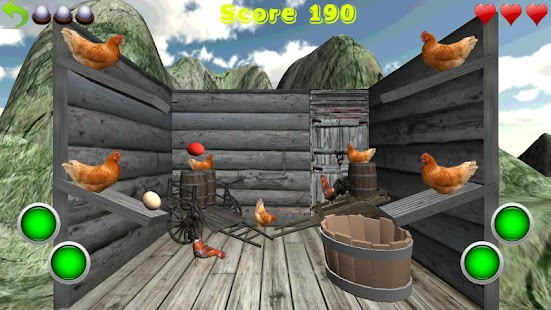 Crazy Eggs 3D- screenshot thumbnail