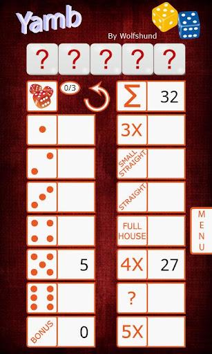 免費下載解謎APP|Wolf's YAMB Yacht dice game app開箱文|APP開箱王