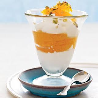 Greek Yogurt Parfait.